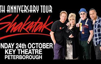 Shakatak - 40th Anniversary Tour