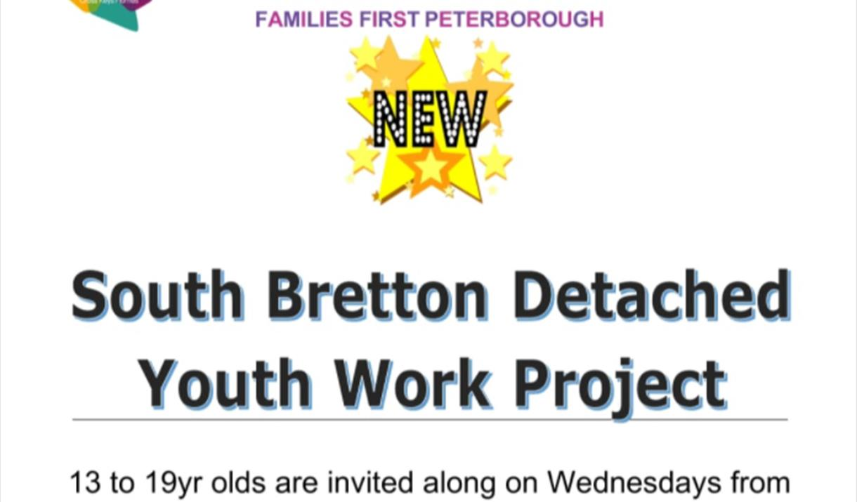 FREE! Detached Youth Work Project