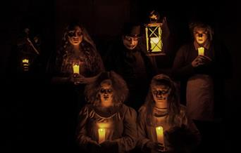 Spooky Tours at Burghley House
