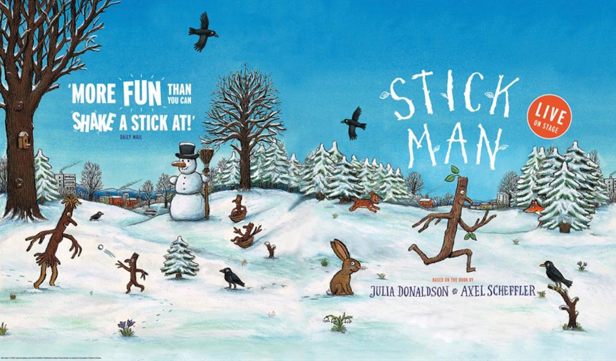 Stick Man the play