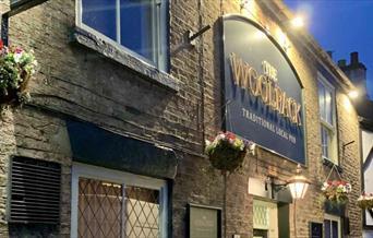 The Woolpack pub in Stanground, Peterborough