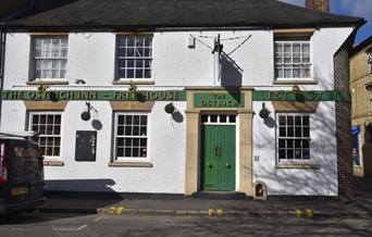 Ostrich Inn, Peterborough