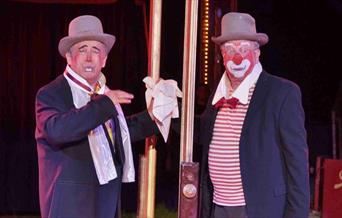 The Wonder Circus comes to Peterborough