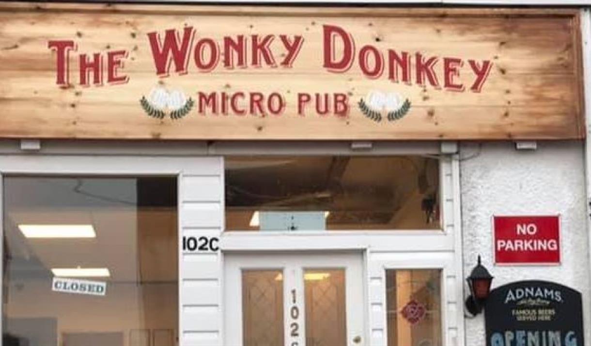 The Wonky Donkey (micro pub)