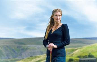 Yorkshire Shepherdess Amanda Owen