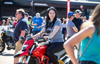 The Devitt MCN Festival of Motorcycling 2021