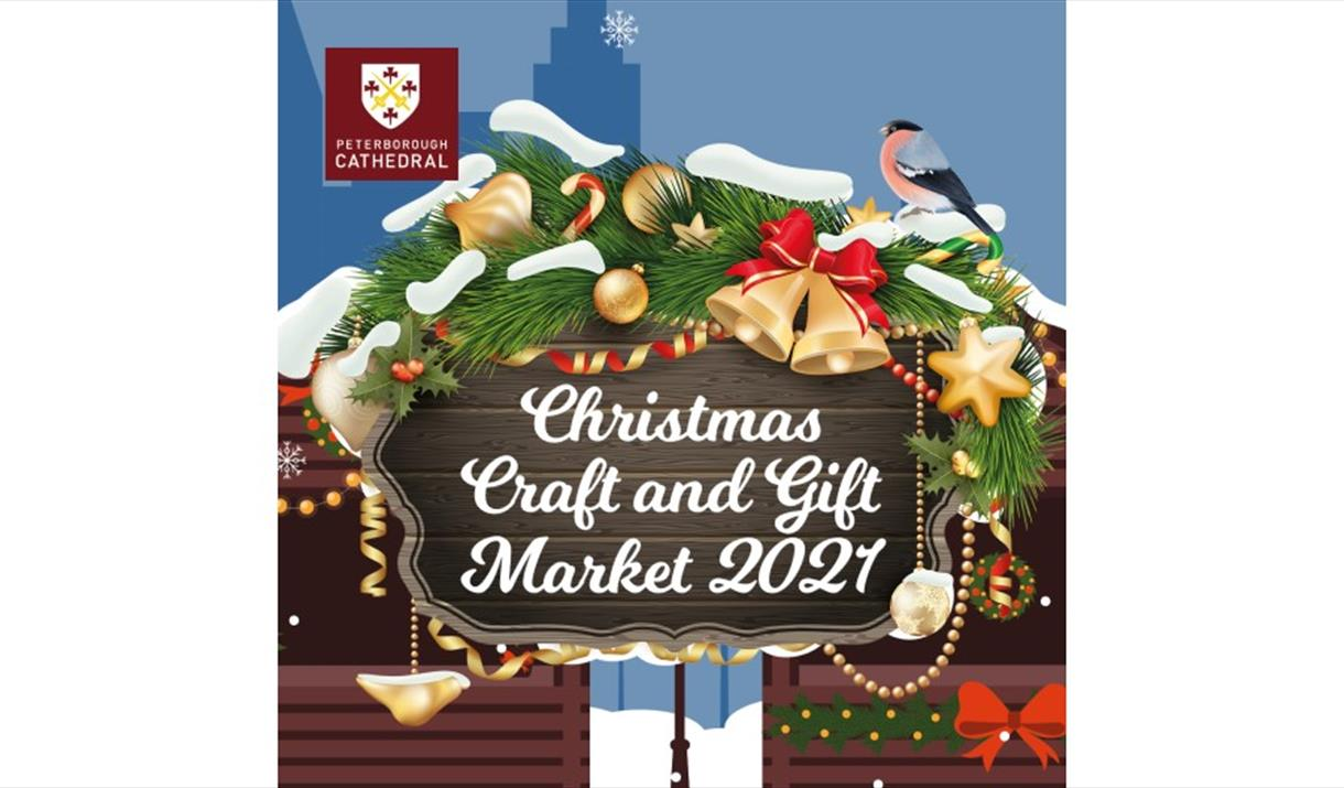 Peterborough Cathedral's Christmas Craft and Gift Market