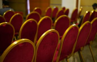 Conference stock image