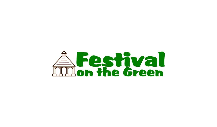 Festival green logo