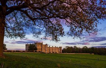 Grimsthorpe Castle