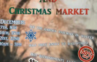 Winter Wonderland and Christmas Market