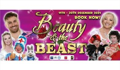 Beauty & the Beast - Panto at The Cresset 2021