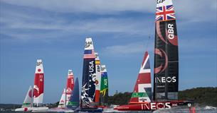 SailGP, Plymouth