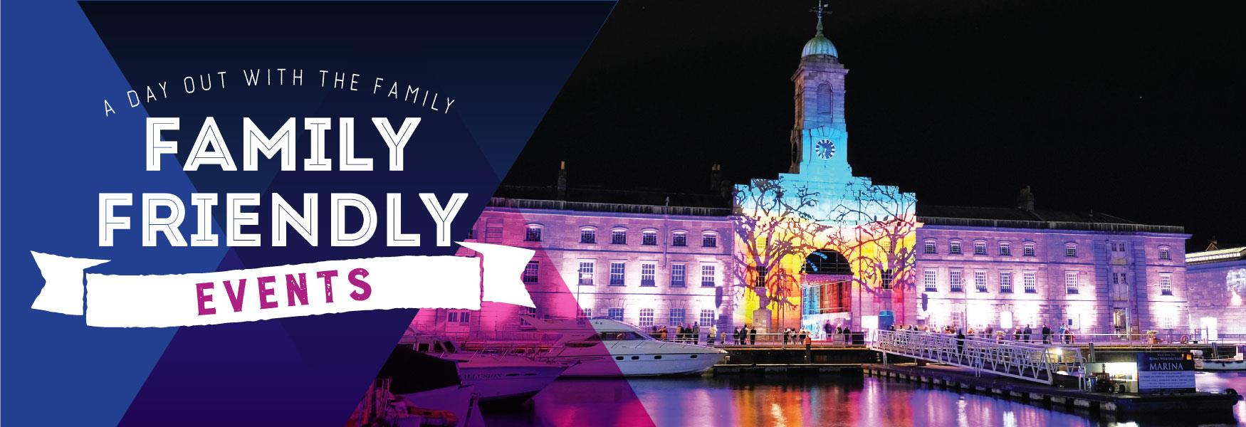 Family Friendly events in Plymouth