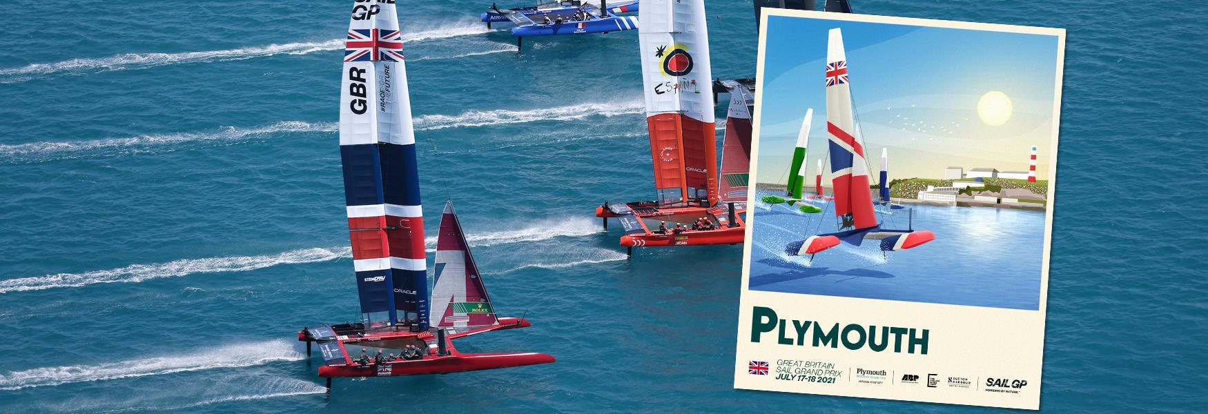 SailGP photo and poster
