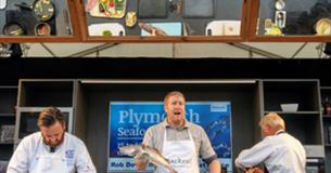 Thumbnail for Plymouth Seafood & Harbour Festival