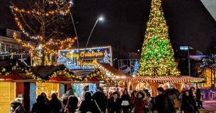 Plymouth Christmas Market