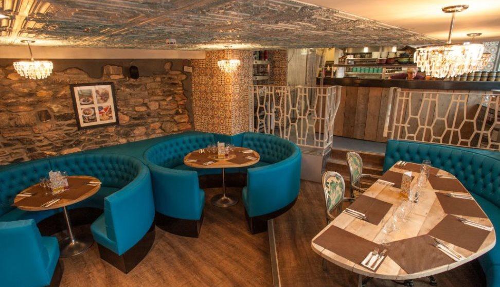 Meze Bar & Grill
