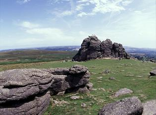 Photo of Haytor, Dartmoor