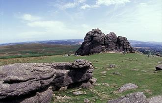 Photo of Haytor, Dartmoor