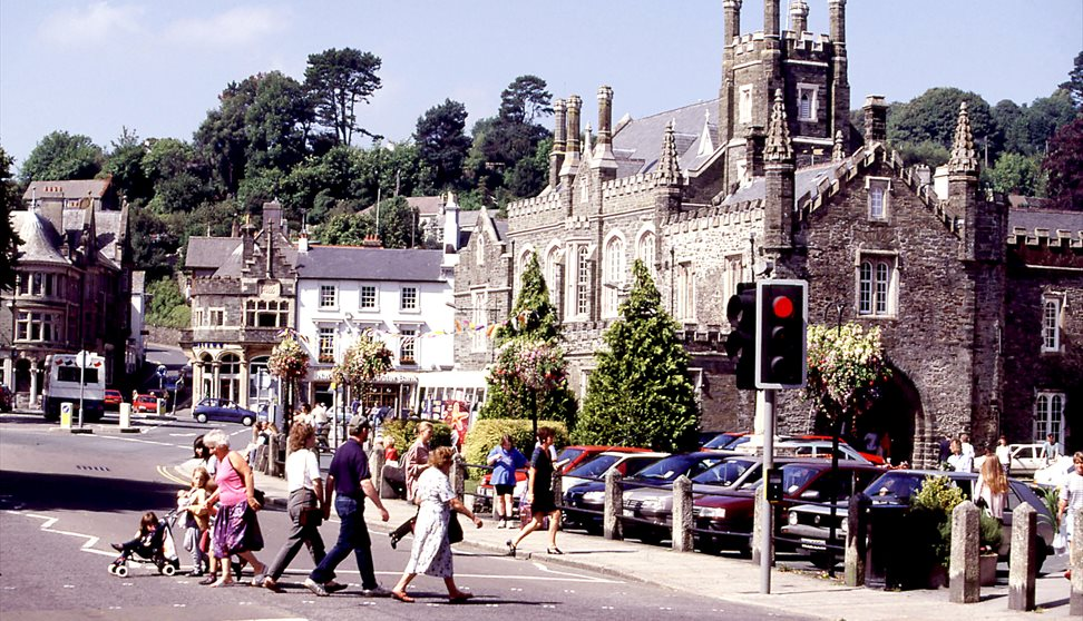 Tavistock, Dartmoor