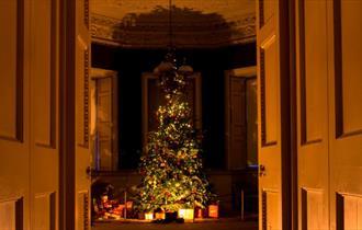 Christmas at Saltram