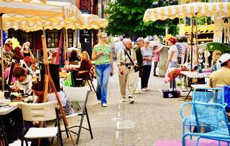 Manor Street Market
