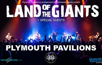 Pavilions Introduces: Land of the Giants