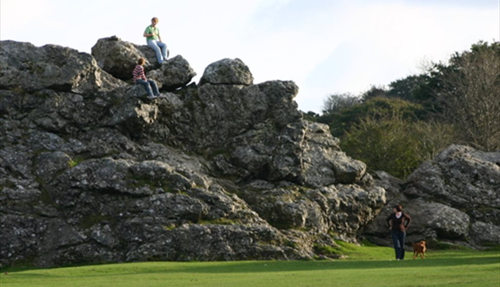 Yelverton Rock