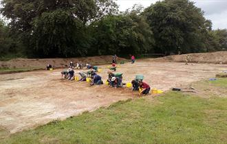 The archaeological complex at Calstock With Dr Chris Smart, University of Exeter