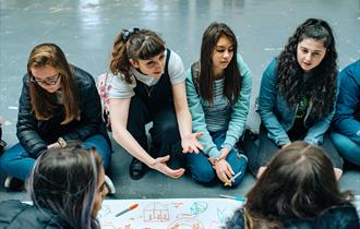 Young Creators Arts Club | 13 - 16 Years