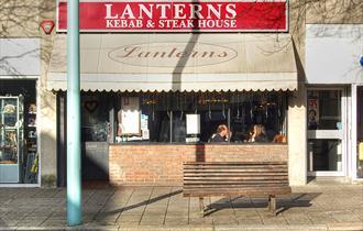 The New Lanterns Restaurant