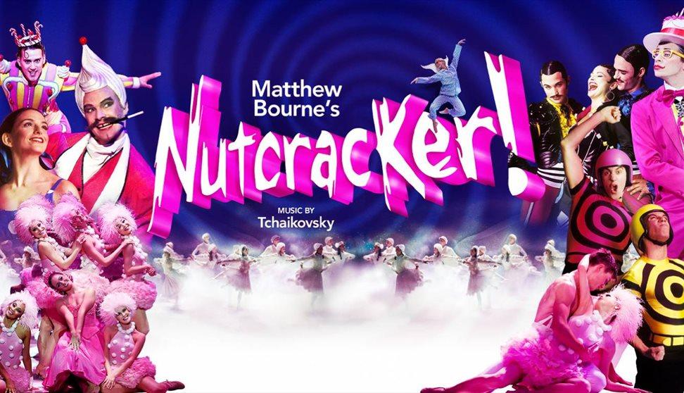 Matthew Bourne's Nutcracker!