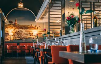 Dining Room, Copthorne Hotel.