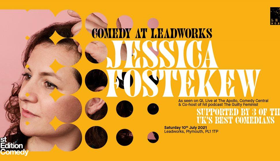 Comedy at Leadworks: Jessica Fostekew