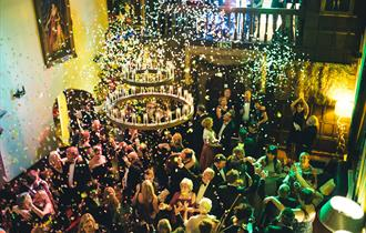Great Gatsby New Years Eve Ball