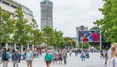 Plymouth City Centre