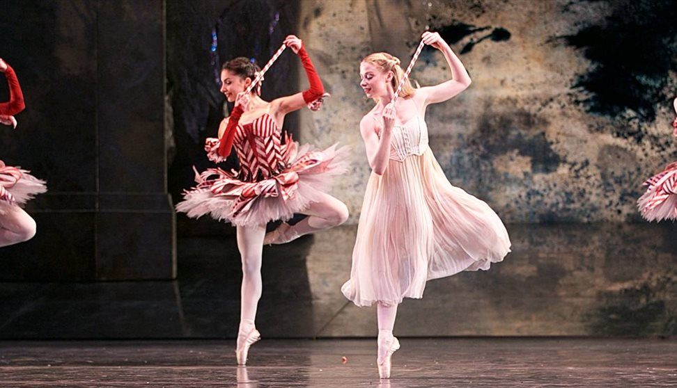 Birmingham Royal Ballet Presents: First Steps: The Nutcracker Story