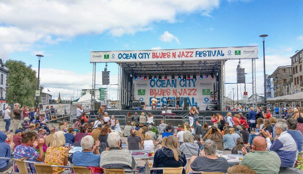 Ocean City Blues N Jazz Festival