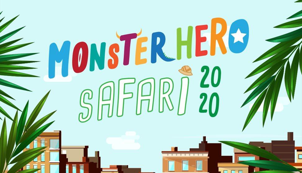 Monsterhero Safari