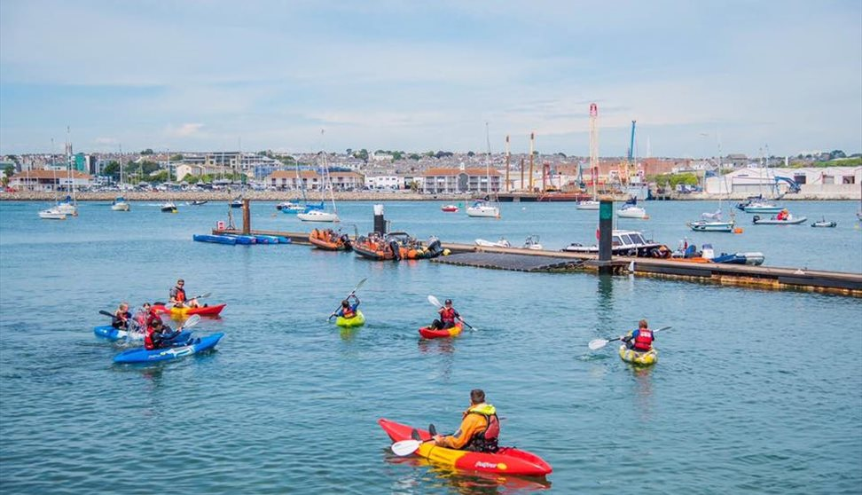 Mount Batten Watersports and Activities Centre