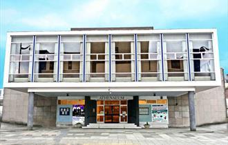The Plymouth Athenaeum