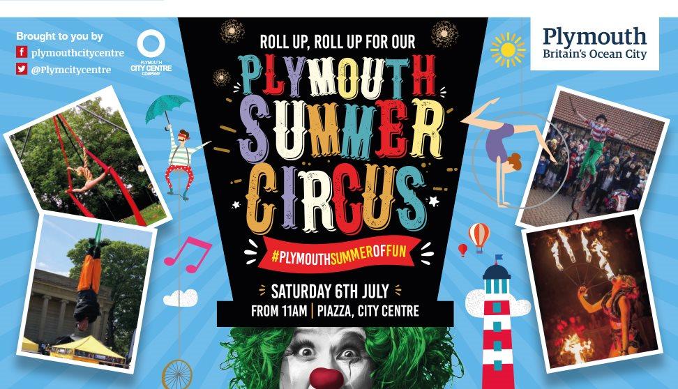 Plymouth Summer Circus