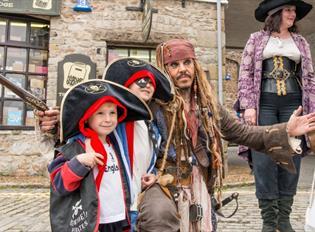 Virtual Pirates Weekend Plymouth