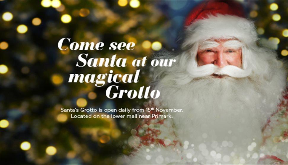 Drake Circus Christmas Grotto