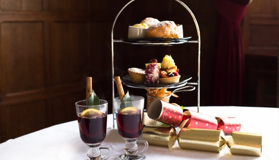 Festive Afternoon Tea at The Bedford Hotel