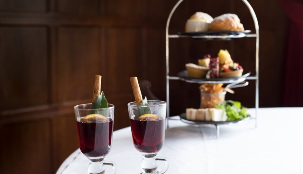 Festive Afternoon Tea at Two Bridges Hotel
