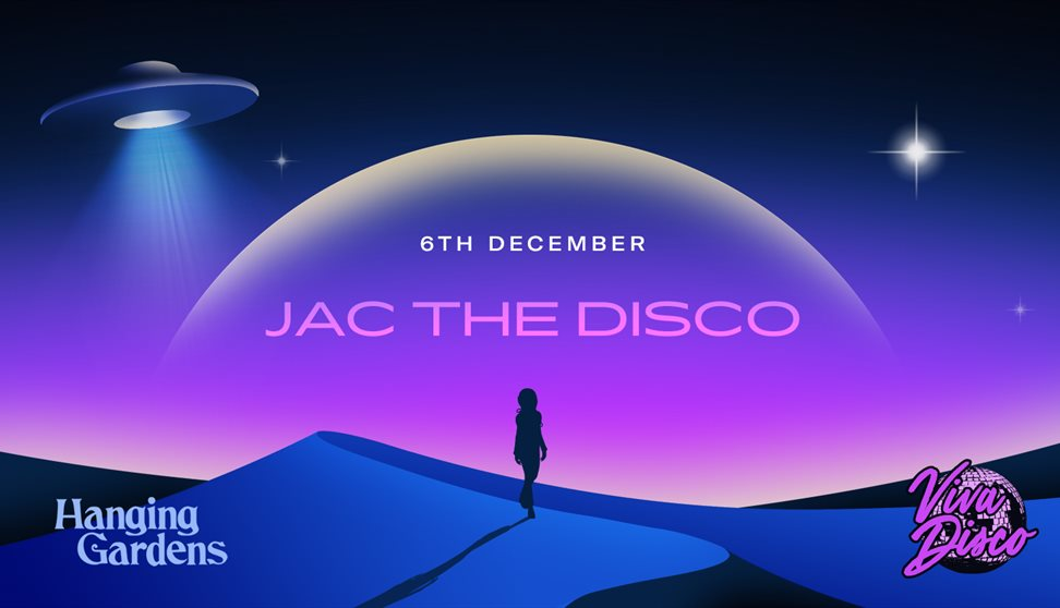 Viva Disco with Jac The Disco