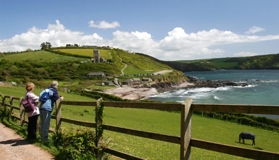 Wembury Beach, South Devon