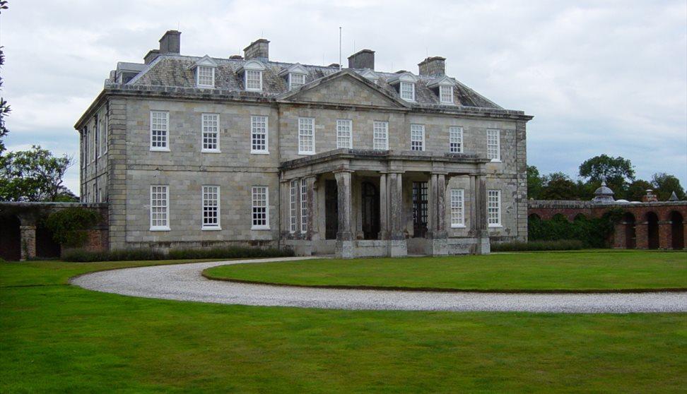 Antony House & Gardens